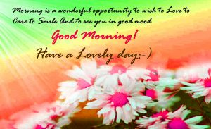 Gud Morning Pictures Pics Wallpaper With Quotes