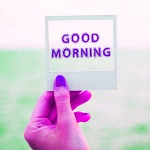 New Good Morning Photo Pics Download