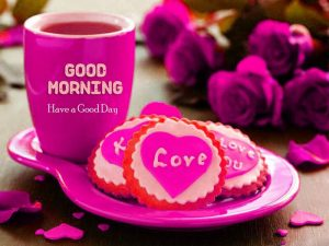 Good Morning Tea Cup Images Photo Pictures Download