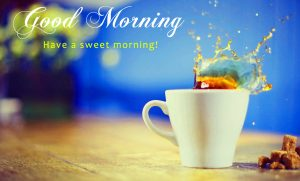 Good Morning Tea Cup Images Photo Pics Download