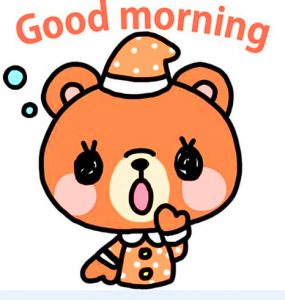 Stickers Free HD Good Morning Wallpaper Download