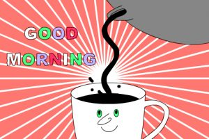 Stickers Good Morning Photo Pics HD Download