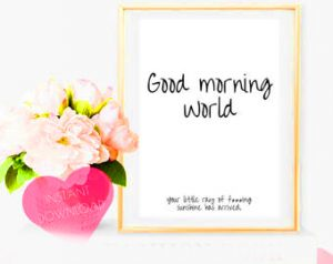 Good Morning Images Photo Pictures For Whatsaap