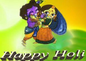 Radha Krishna Holi Images Wallpaper Pics Download
