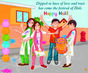 Holi Wishes Images Wallpaper Free Download In HD