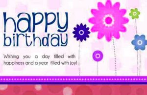 Happy Birthday Wishes Images Pictures With Quotes Free Download