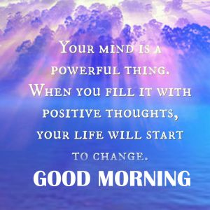 Good Morning Thoughts Images Pics In Hindi HD Download