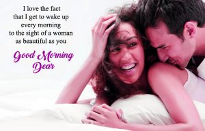 Wife good morning Images Photo Pics With Quotes