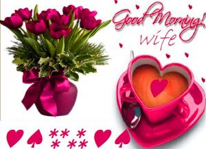Wife good morning Images Wallpaper HD Download