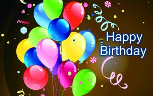 Happy Birthday Wishes Images Pictures With Bailoon