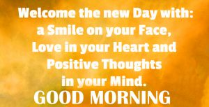 Good Morning Thoughts Images Photo Download