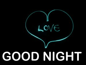 Romantic Good Night Images Photo Pics With Heart