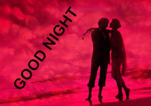 Romantic Good Night Images Photo Pictures With Love Couple