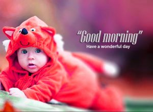 Cute Good Morning Images Photo Pictures In HD Download