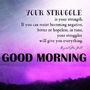 Good Morning Thoughts Images Photo In English Quotes HD Download