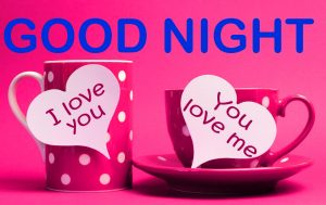 I love you Romantic Good Night Images Photo Pictures