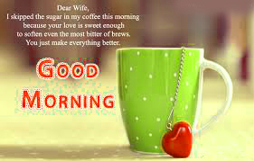Wife good morning Images Wallpaper Pics HD Download
