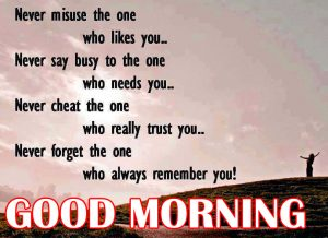 Good Morning Thoughts Images In English HD Download