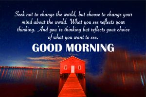 Good Morning Thoughts Images Pics In English HD Download