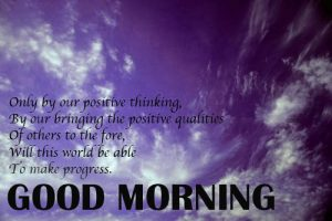 Good Morning Thoughts Images Pictures In English HD Download