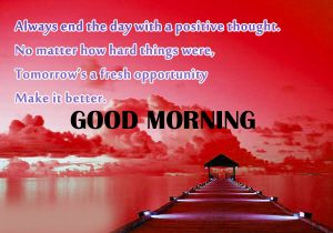 Good Morning Thoughts Images Pictures In English
