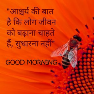 Suvichar Good Morning Hindi Images Wallpaper Pics Download