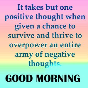 Good Morning Thoughts Images Pictures HD In English
