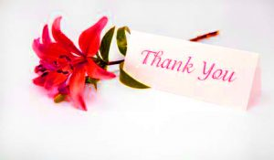Thank You Images Photo Pics With Flower