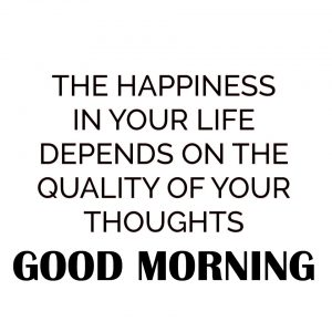 Good Morning Thoughts Images Photo In English