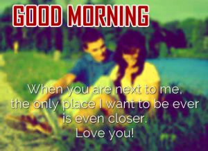 For Boyfriend Romantic Good Morning Images Pics Free Download With Quotes