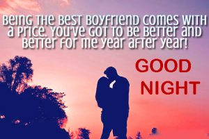 Boyfriend Good Night Images Photo Wallpaper Download With Quotes