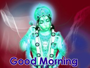 Hanuman Ji Good Morning Images Photo Download