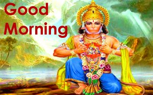 Hanuman Ji Good Morning Images Wallpaper In HD Download