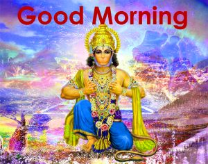 Hanuman Ji Good Morning Images Pics In HD Download