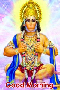 Hanuman Ji Good Morning Images Photo Pictures HD Download