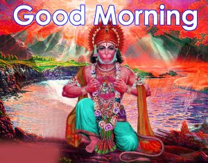 Hanuman Ji Good Morning Images Pictures Download
