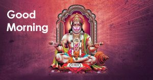 Hanuman Ji Good Morning Images Pictures Download