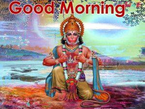 Hanuman Ji Good Morning Images Pics Download