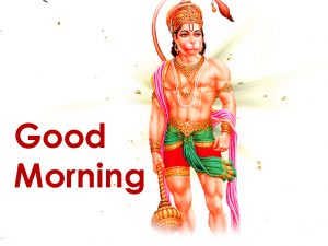 Hanuman Ji Good Morning Images Photo Pictures Download