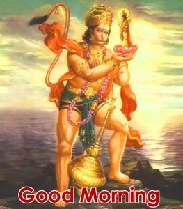 Hanuman Ji Good Morning Images Wallpaper Pictures Download