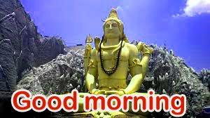 Lord Shiva Monday Good Morning Images Photo Pictures HD Download