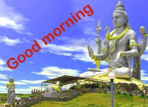 Lord Shiva Monday Good Morning Images Wallpaper Pictures Download