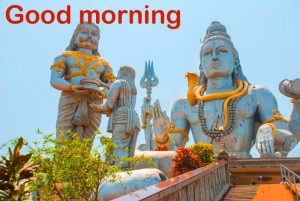 Lord Shiva Monday Good Morning Images Photo for Whatsaap