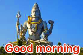 Lord Shiva Monday Good Morning Images Wallpaper Pics Download