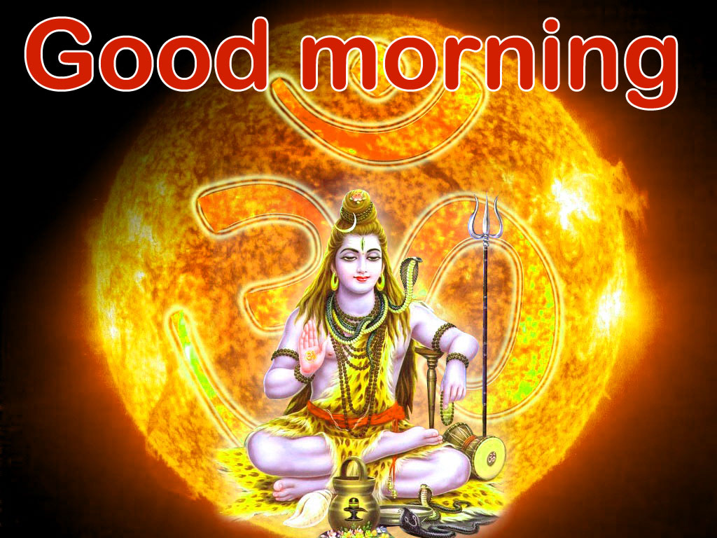 316+ Monday Good Morning Images With Lord Shiva HD Download
