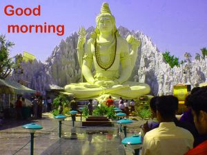 Lord Shiva Monday Good Morning Images Photo Download