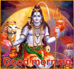 Lord Shiva Monday Good Morning Images Photo HD Download