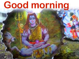 Lord Shiva Monday Good Morning Images HD Wallpaper