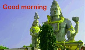 Lord Shiva Monday Good Morning Images Wallpaper Download