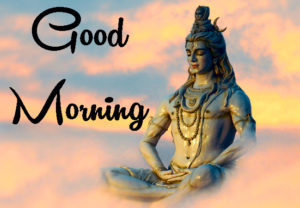 Lord Shiva Good Morning Images photo wallpaper free hd